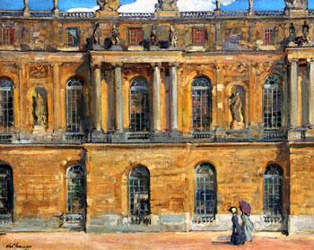 ALEXANDER JAMIESON (1873–1937)  Palais de Versailles