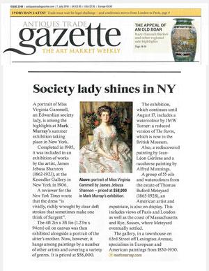 Antiques & Trade Gazette