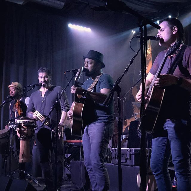 If you weren't able to make it out to the #austinmusiclive taping this weekend @one2onebar it was incredible playing with a full band! Check out the video here: https://t.co/bU6i6KFNzV?ssr=true