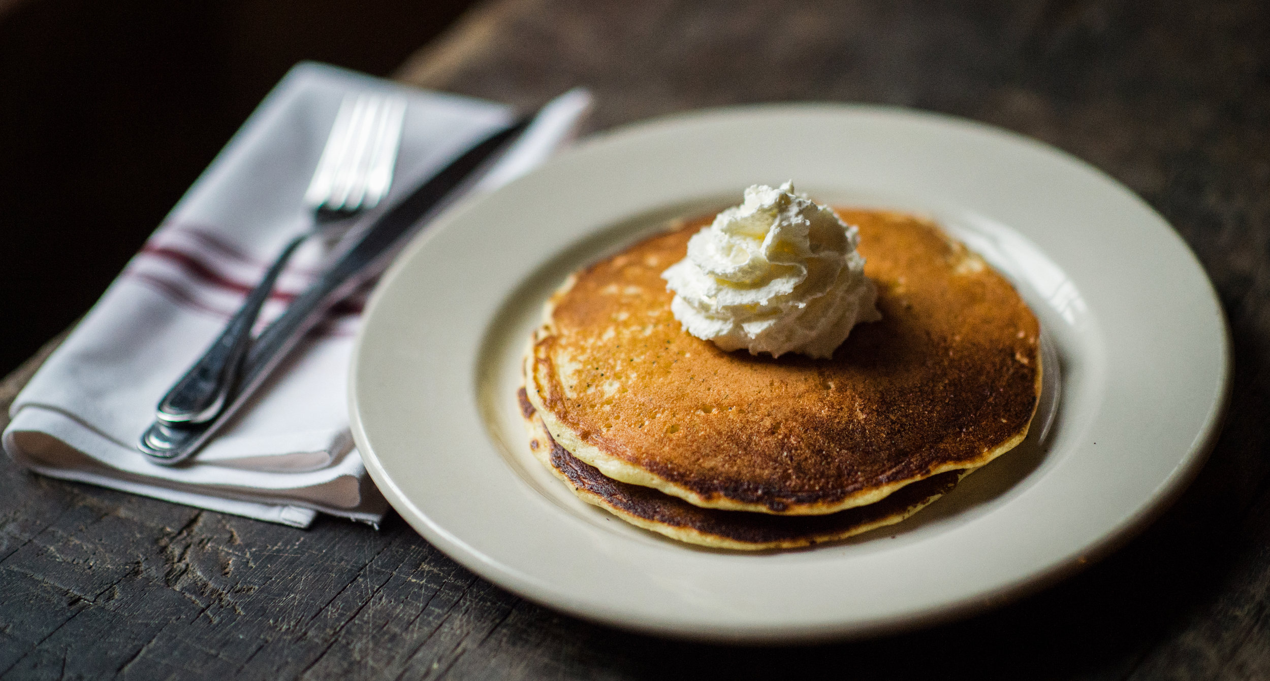 Pancakes with Maple Butter     Photo Download