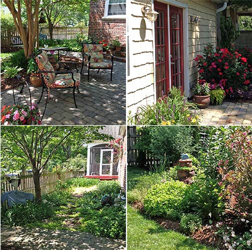 Jen's gardens