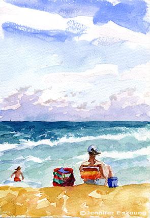 beachday_jenniferyoung