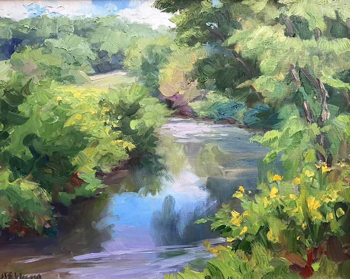 """Little River at Riverstone Farm"""