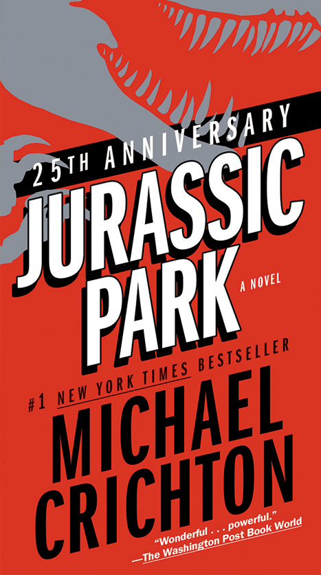 Jurassic Park: Anniversary Edition (Unused)