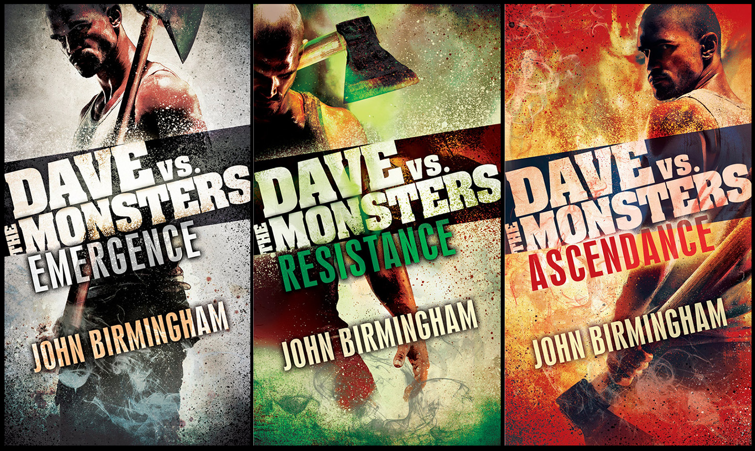 Dave Vs Monsters