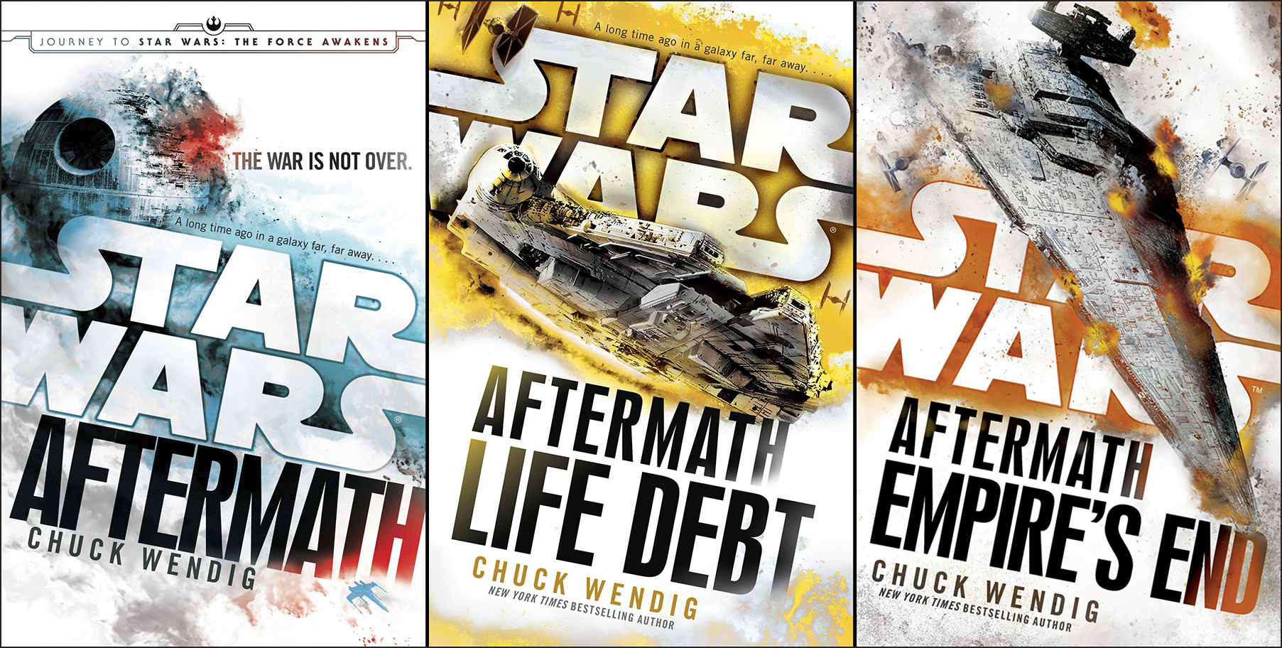 Star Wars: Aftermath Trilogy