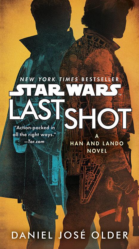 Star Wars: Last Shot (Unused Mass Market)