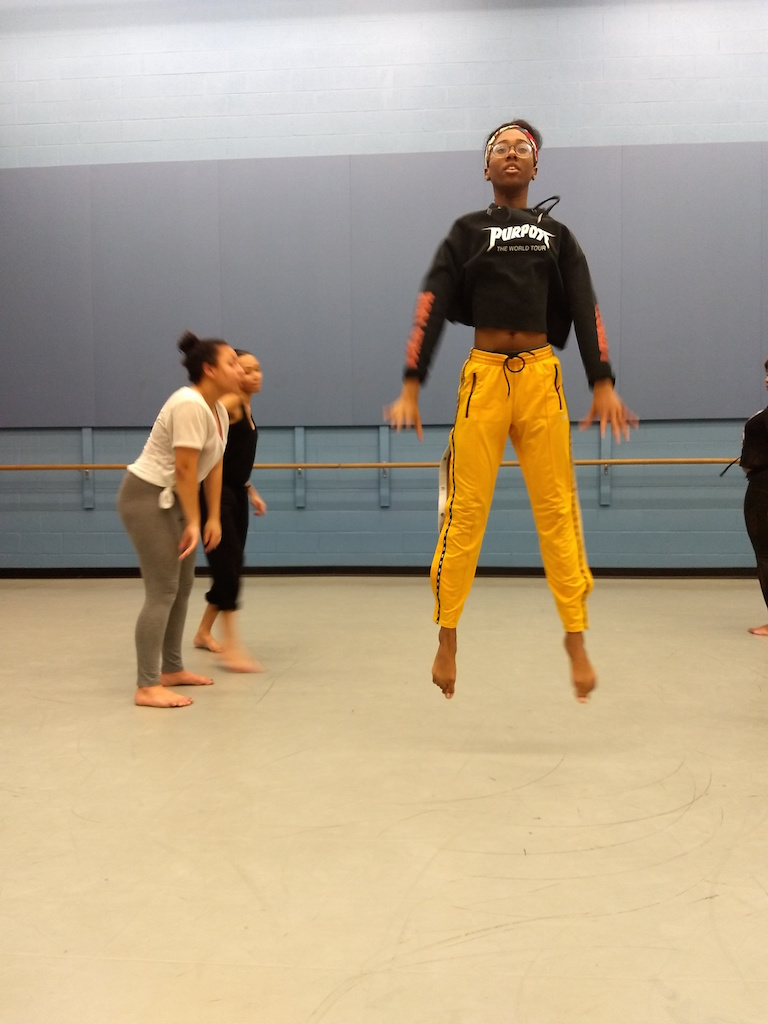 behind the scenes darion smith dance