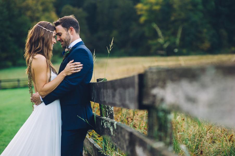 Boho wedding by Imagen Photos