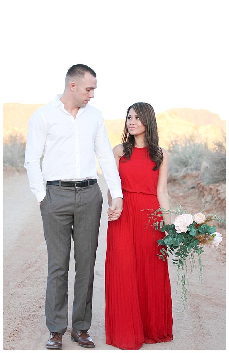 Utah Engagement Session | Trynh Photography | Joy Wed blog http://joy-wed.com