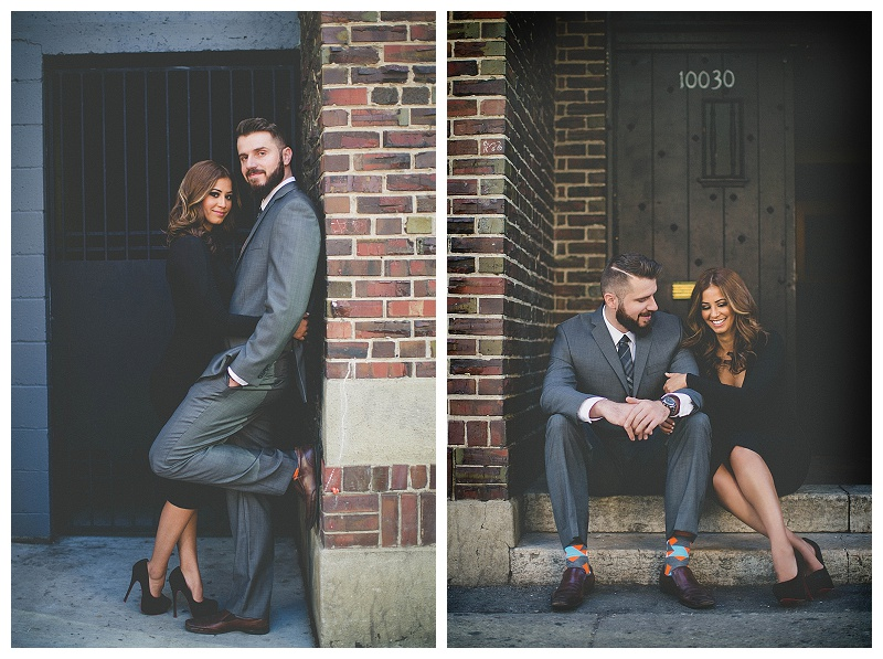 Bohemian Chic Engagement Session | Katch Studios | Joy Wed http://joy-wed.com