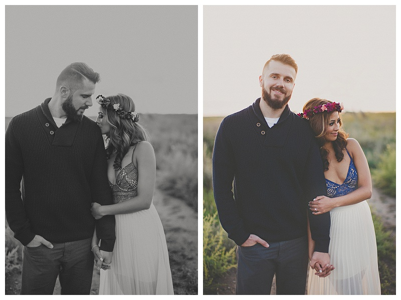 Bohemian Engagement Session | Katch Studios | Joy Wed blog http://joy-wed.com