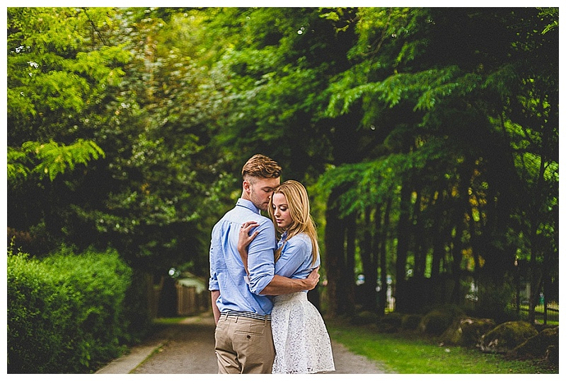 Vancouver Engagement Shoot | Edward Lai Photography | Joy Wed blog http://joy-wed.com