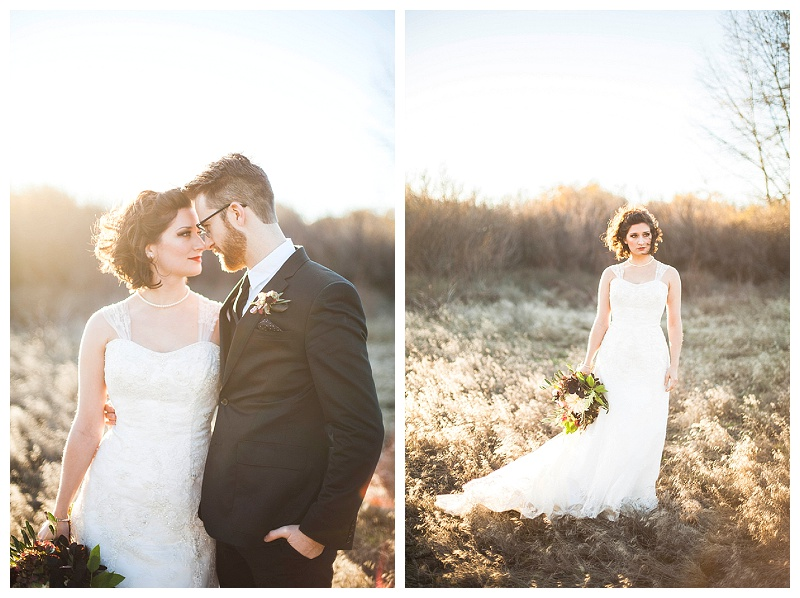 Winter Wedding Inspiration | Samantha McFarlen | http://www.joy-wed.com
