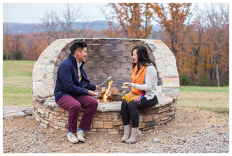 Thanksgiving Engagement Shoot   Claire Diana Photography   Joy Wed blog http://joy-wed.com