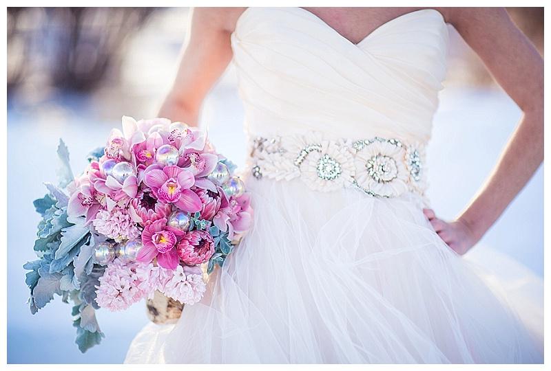 Pantone 2016 Colors | Winter Wedding Inspiration | www.joy-wed.com
