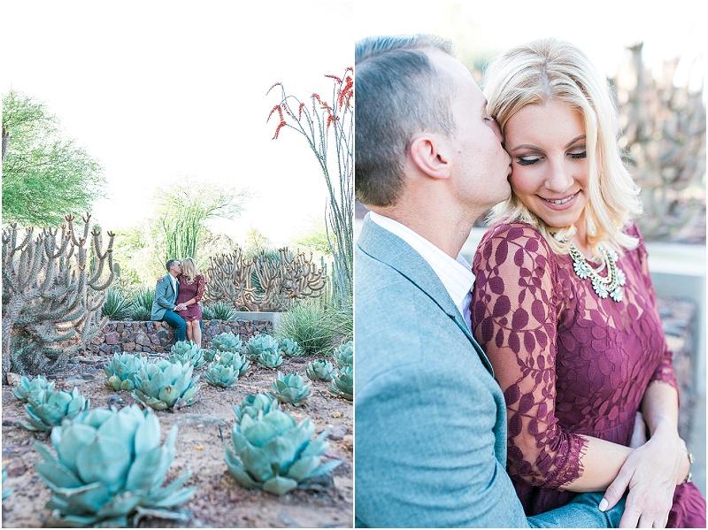 Desert Engagement Session | Leslie D Photography | Joy Wed blog http://www.joy-wed.com