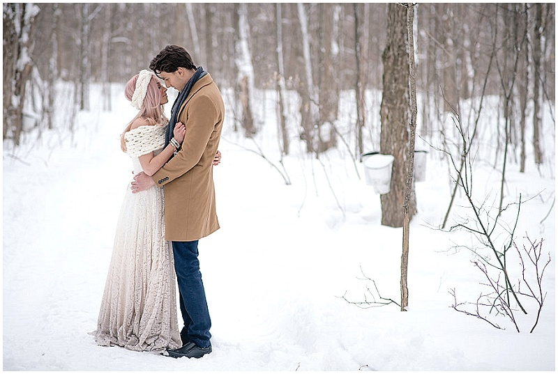 Winter Wedding Inspiration | Lovely Peonies | Joy Wed blog http://www.joy-wed.com