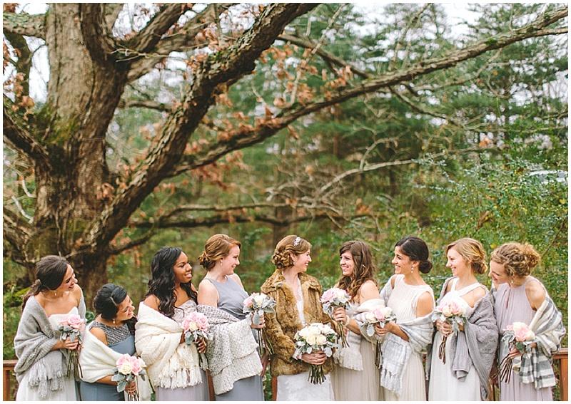 Tennessee Winter Wedding | JoPhoto | Joy Wed blog