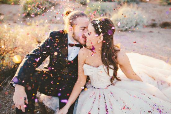 Cami Takes Photos  via  Wedding Chicks