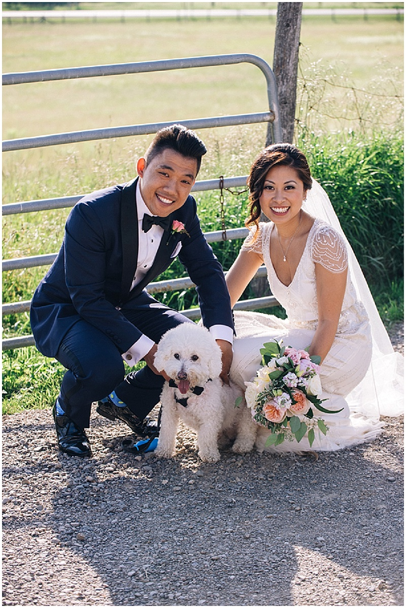 Ontario Farm Wedding | Mimmo & Co. | Joy Wed blog http://www.joy-wed.com