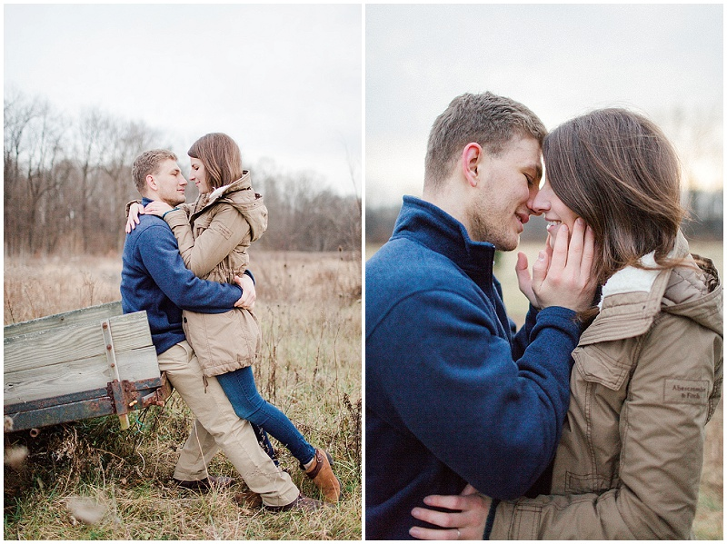 Ohio Engagement Session | Mann & Wife Photography | Joy Wed blog http://www.joy-wed.com