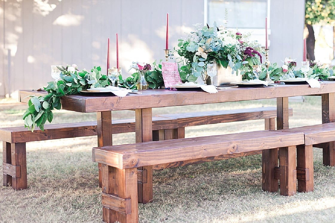 Rustic Wedding Inspiration | Lauren Buman Photography | Joy Wed | http://www.joy-wed.com