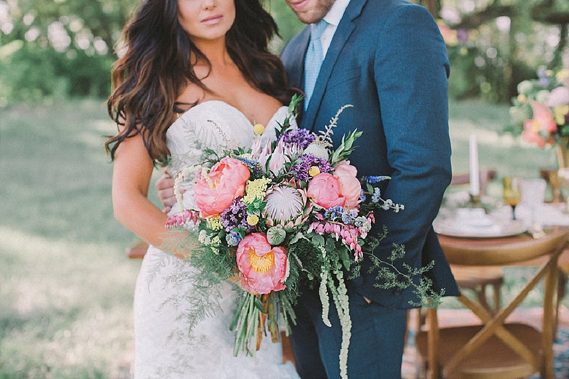 Bohemian Wedding Inspiration | Sharon Litchfield Photography | Joy Wed blog