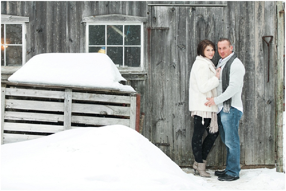 Winter Engagement Session | TBM Photography | Joy Wed blog