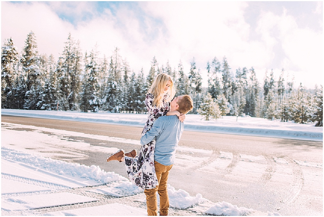 Idaho Engagement Session | E+E Photography | Joy Wed blog