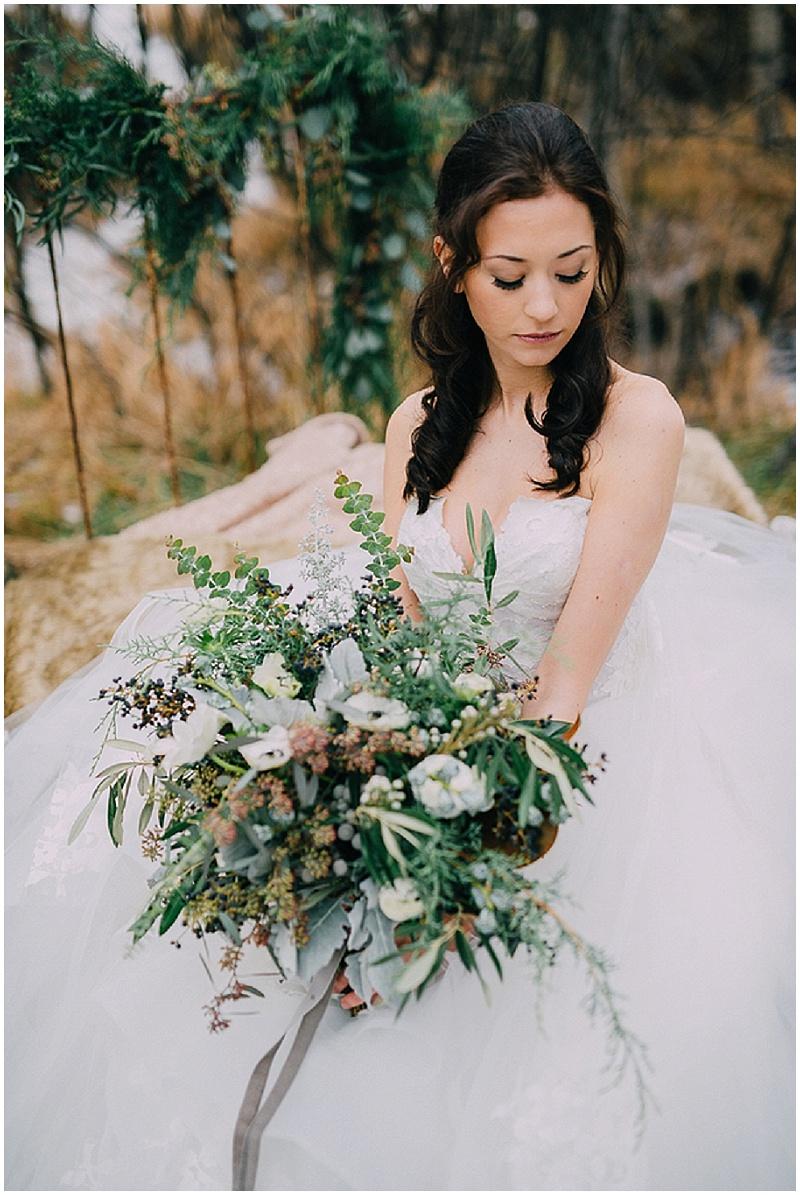 Woodland Wedding Inspiration | GingerSnap Photography | Joy Wed blog | http://www.joy-wed.com