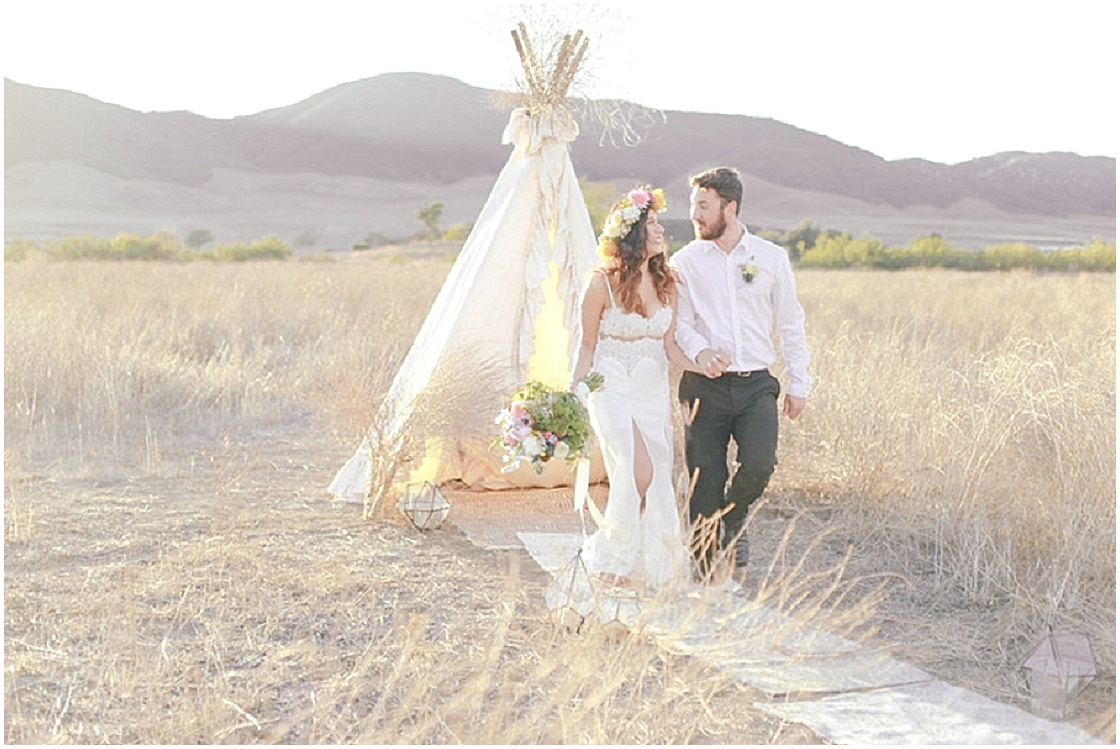 Bohemian Elopement | Elle Lily Photography | Joy Wed