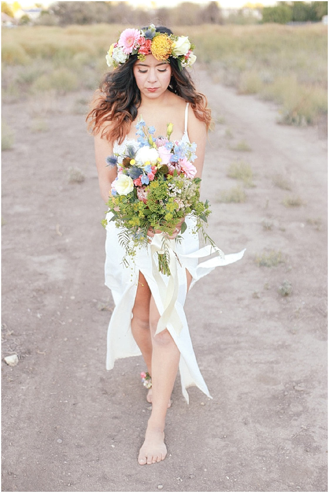 Bohemian Elopement | Bohemian Wedding | Elle Lily Photography & Videography | Joy Wed blog | http://www.joy-wed.com