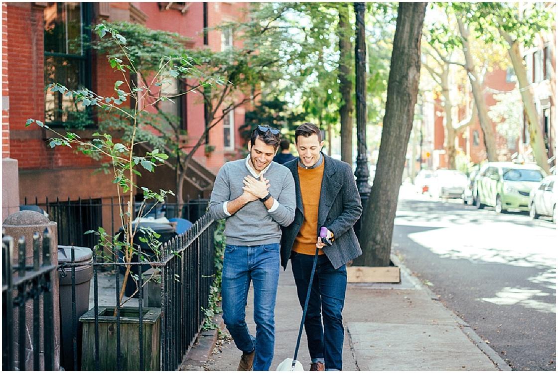 New York Engagement | One Love | Sincerely, Emelia | Joy Wed blog | http://www.joy-wed.com