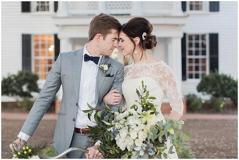 Southern Wedding Inspiration   North Carolina Wedding   Six Foot Photography   Joy Wed blog   http://www.joy-wed.com