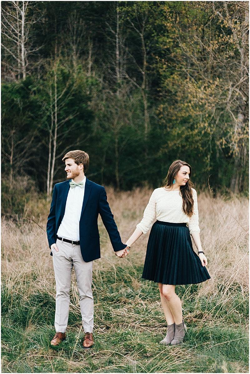 Tennessee Engagement Session | Cumberland Gap | Erin Morrison Photography | Joy Wed blog | http://www.joy-wed.com