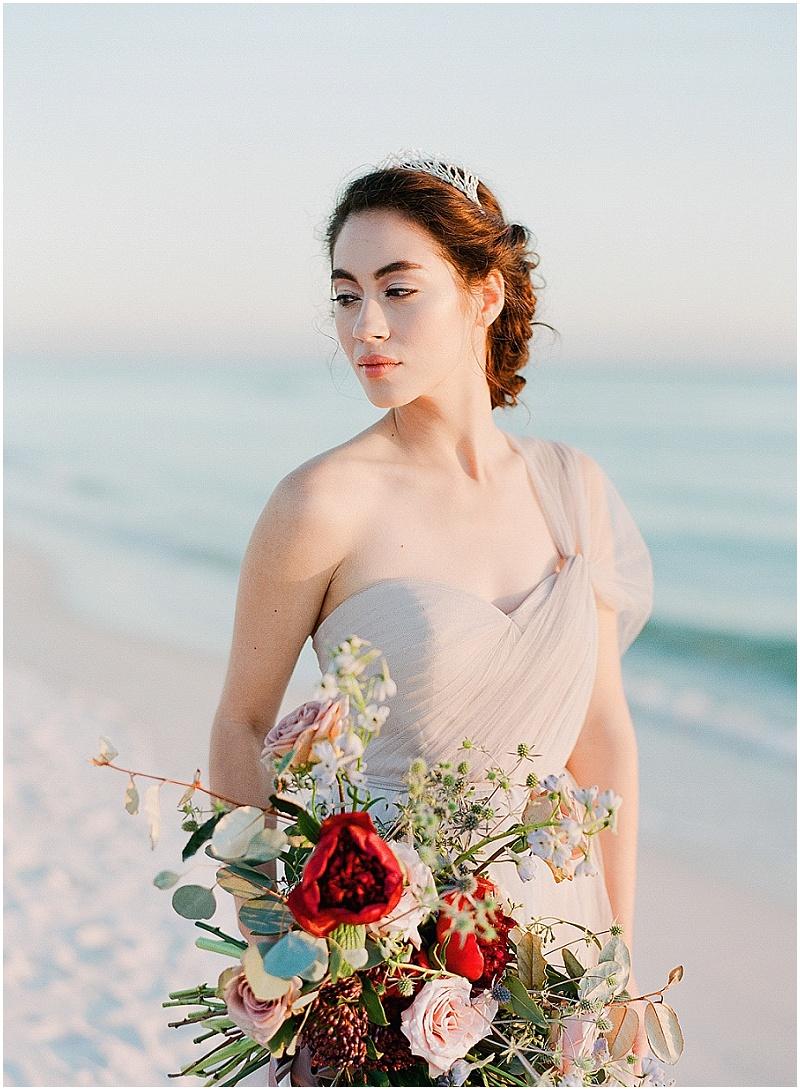 Seaside Wedding Inspiration   Courtney Woodham Photography   Joy Wed blog   http://www.joy-wed.com