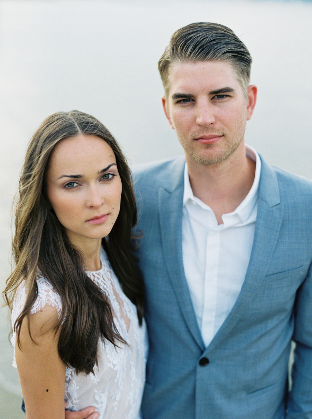 Seaside Wedding Inspiration | Christie Graham Photography | Joy Wed blog