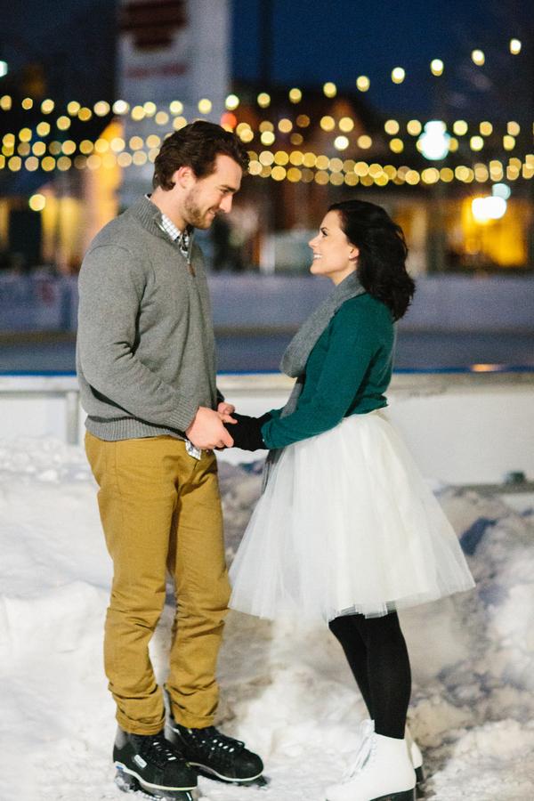 Winter Engagement Session | Mioara Dragan Photography | Joy Wed blog | http://www.joy-wed.com