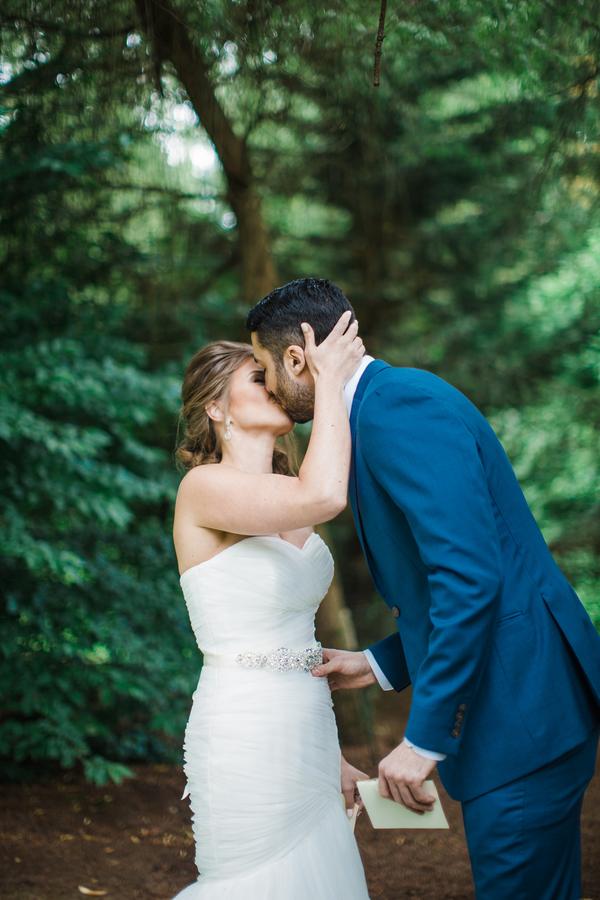 Garden Wedding | Benjamin Clifford Photography | Joy Wed blog | http://www.joy-wed.com