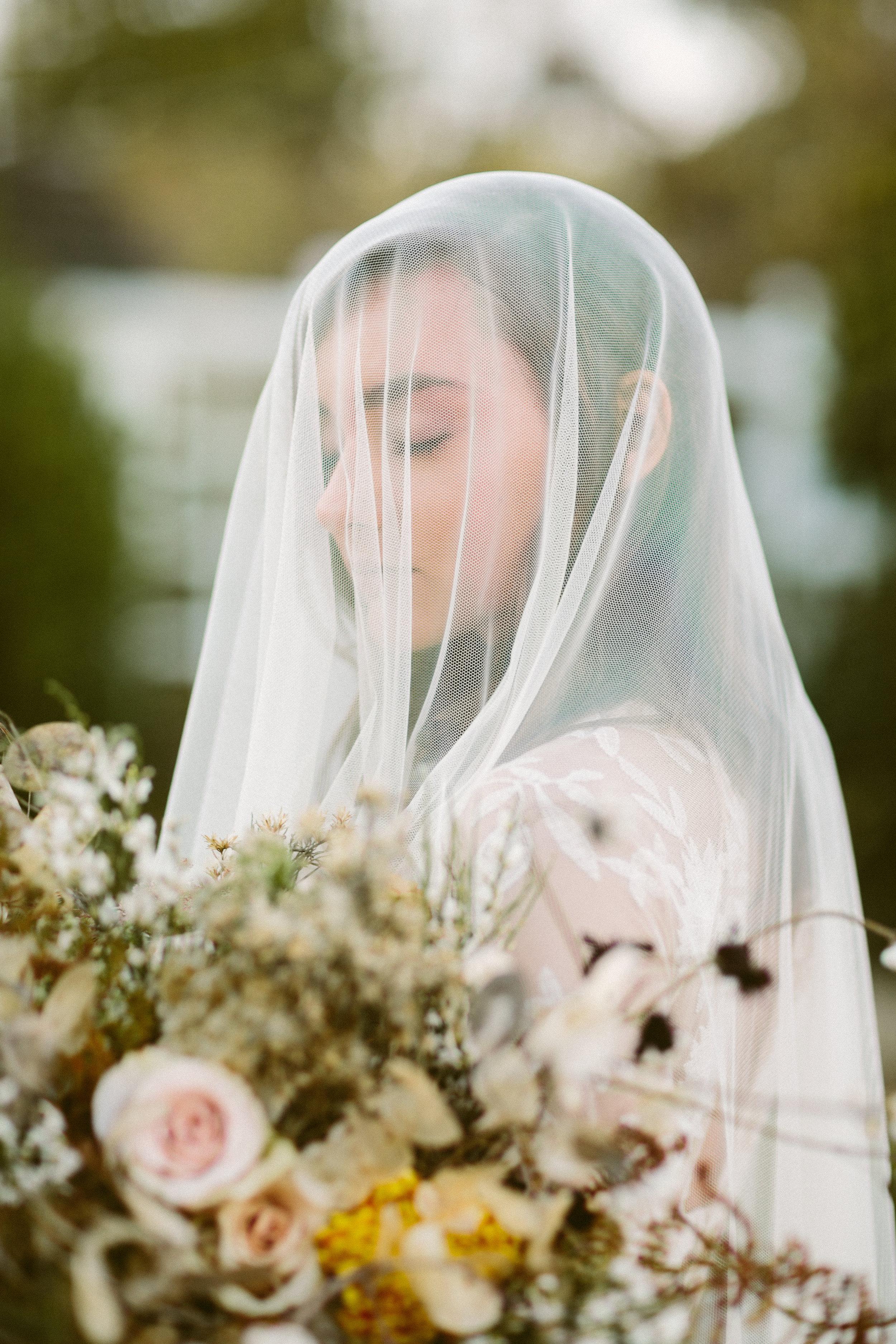 Secret Garden Wedding | Behind The Sea | Joy Wed blog | http://www.joy-wed.com