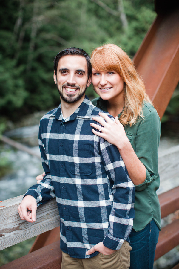 Washington Engagement Session | Adina Preston Weddings | Joy Wed | http://www.joy-wed.com