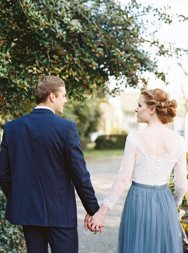 The Barn at Reynolda Village | Danielle Flake Photography | Megan Travis Photography | Barn Wedding | Blue and Green Wedding | Organic Wedding | Fine Art Wedding Blog | Canadian Wedding Blog | Joy Wed