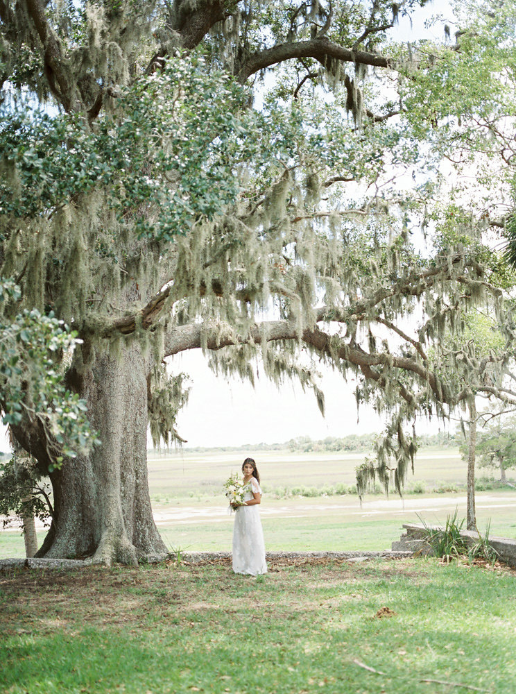 Cumberland Island Wedding | Dungeness Ruins Wedding | Kenzie Packrall Photography | Summer Wedding | Organic Wedding | Fine Art Wedding Blog | Joy Wed