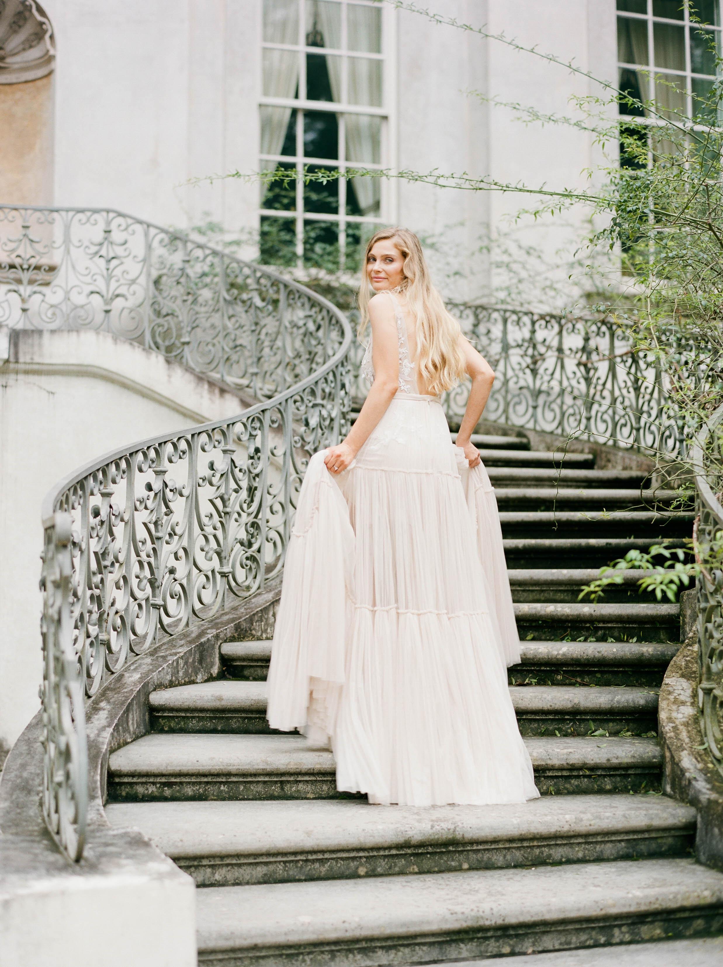 Swan House Wedding | Whitney Heard Photography | Tulle and Grace | Tristan Needham Design | Same Sex Marriage | Love is Love | Fine Art Wedding Blog | Berta