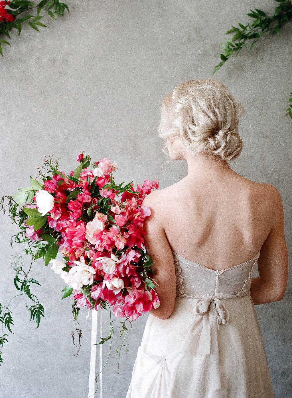 Valentine's Day Wedding | Ball Photo Co. | Pink and White Wedding | Fine Art Wedding | Joy Wed | Red and White Wedding | Pink Wedding Bouquet | Wedding Blog | Wedding Inspiration