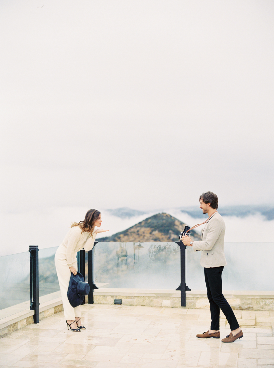 Rocky Oaks Engagement | Matthew Nigel Photography | Donny Zavala Photography Workshop | Joy Proctor | Engagement Session Inspiration | Joy Wed | Fine Art Engagement Session | Stacey Foley Design