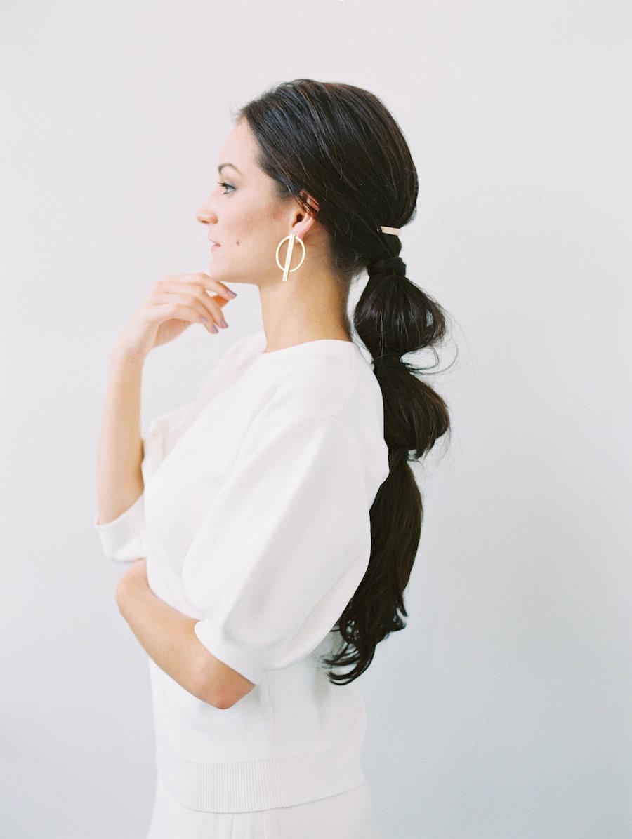 Modern and Minimalist Wedding | Bonnie Sen Photography | Linda Ha | Common House Wedding | White and Black Wedding | Fine Art Wedding blog | Canadian Wedding | Joy Wed