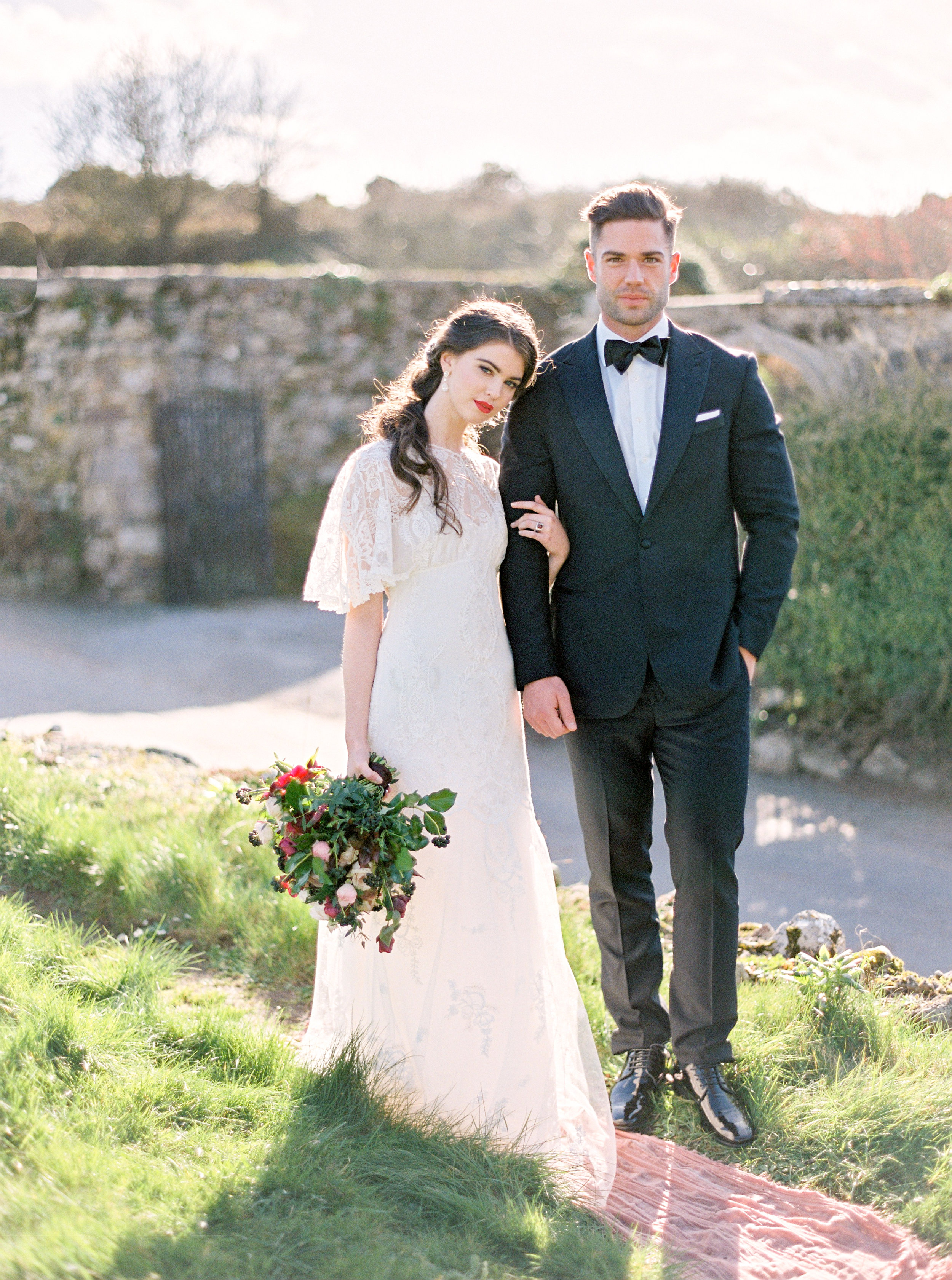Irish Countryside Wedding | Amelia Johnson Photography | Pamela Barefoot Events + Design | Joy Wed | Fine Art Wedding Blog | Canadian Wedding Blog | Stacey Foley Design | Canmore Wedding Planner