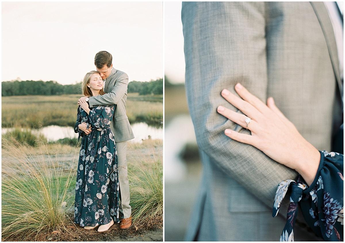 Charleston Engagement Session | Alayna Kaye Photography | South Carolina Wedding | South Carolina Photographer | Charleston Photographer | Fine Art Wedding Blog | Joy Wed
